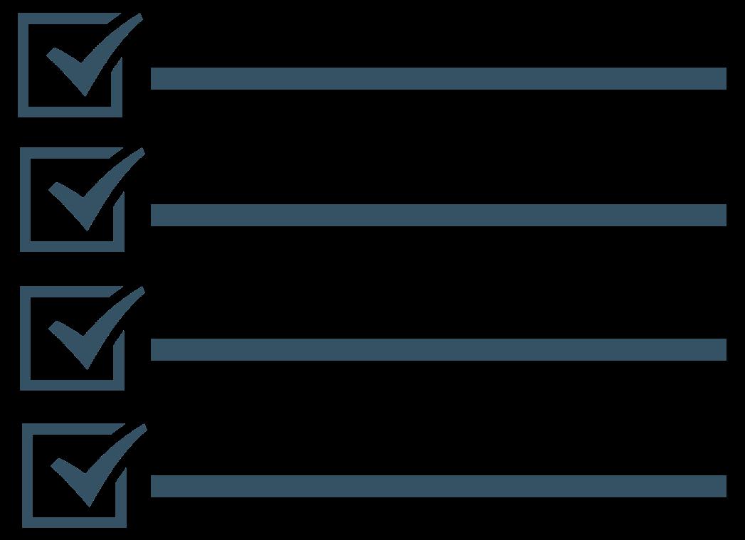 KAYBE • Web Design • Four Ticks Checklist