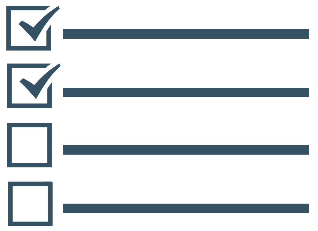 KAYBE • Web Design • Two Ticks Checklist